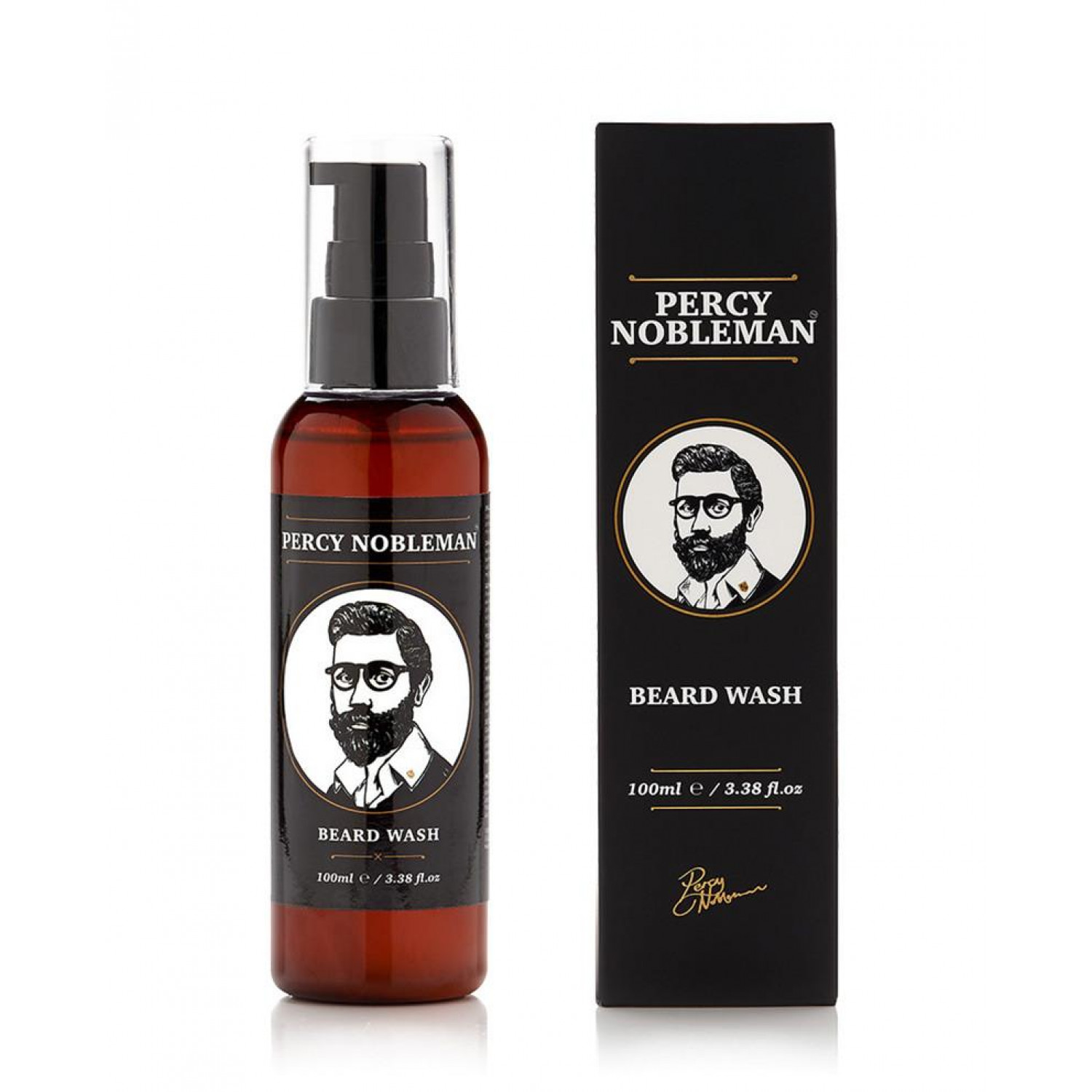 Skeggsápa | Beard Wash 100 ml.